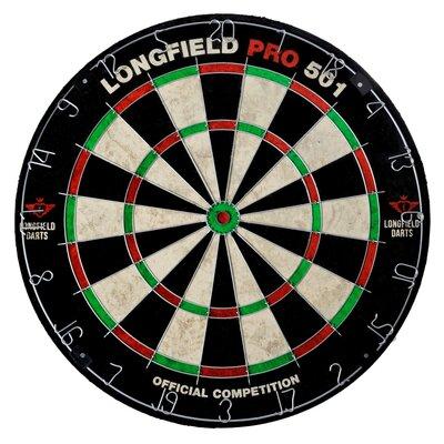 Longfield Pro 501 sisal dartbord