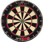 afbeelding van Shot! The Bandit sisal dartbord
