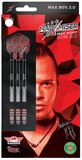 Bull's Max Hopp 90% 3.0 tungsten steeltip dartpijlen