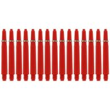 Bull's In Between Nylon Ring shafts rood - 5 pack