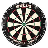 Bull's Advantage Trainer sisal dartbord_