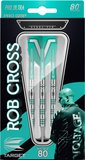 Target Rob Cross Voltage 80% steeltip dartpijlen