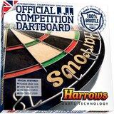 afbeelding van verpakking Harrows Official Competition dartbord