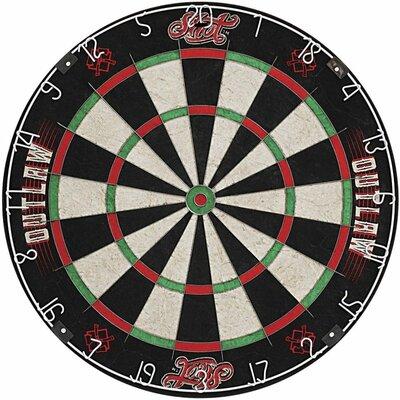Shot! Outlaw sisal dartbord