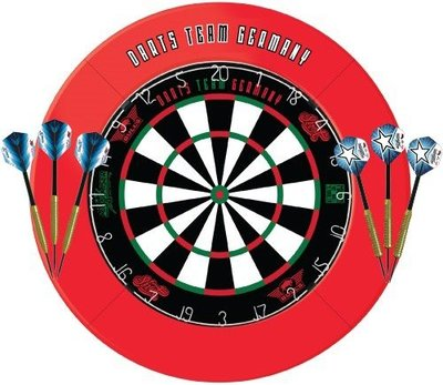 Bull's Darts Team Germany tournament set