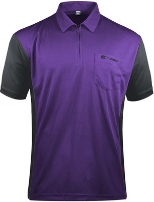 Target Coolplay 3 Hybrid Purple/Grey 2019 dartshirt