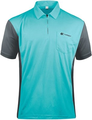 Target Coolplay 3 Hybrid Sky Blue/Grey 2019 dartshirt