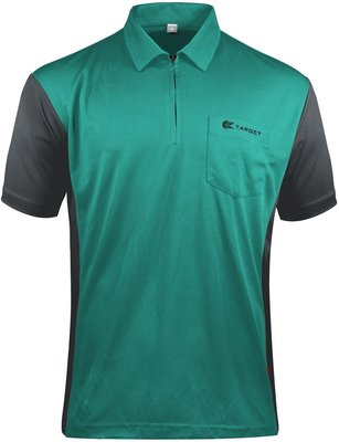 Target Coolplay 3 Hybrid Turqouise/Grey 2019 dartshirt
