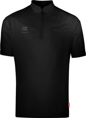 Target Coolplay Collarless Black 2019 dartshirt