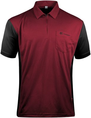 Target Coolplay 3 Hybrid Ruby Red/Black 2019 dartshirt