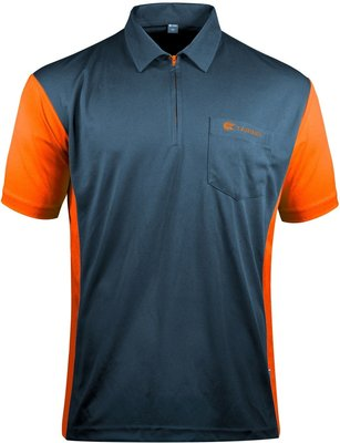 Target Coolplay 3 Hybrid Steel Blue/Orange 2019 dartshirt