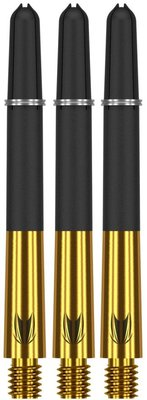 Target Carbon Titanium Pro Gold Medium shafts