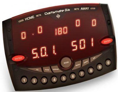 Dartsmate Elite elektronisch scorebord