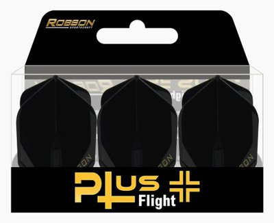 Robson Plus flights zwart