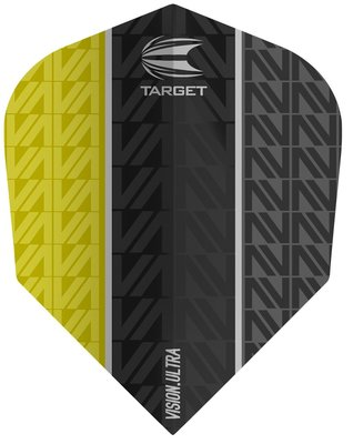 Target Vision Ultra Vapor8 Black Yellow Std.6 flights
