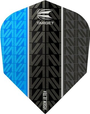Target Vision Ultra Vapor8 Black Blue Std.6 flights
