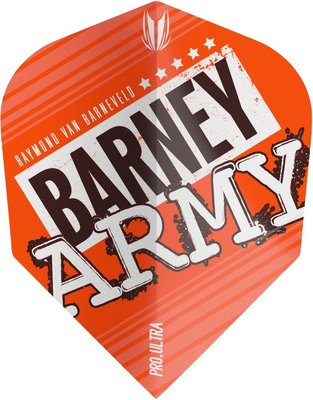 Target Vision Ultra Player RVB Barney Army Orange Std.6 flights