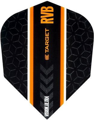 Target Vision Ultra Player RVB Black Std.6 flights