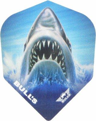 Bull's Powerflite D Std.6 Shark flights