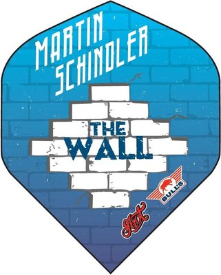 Bull's Powerflite P Std. Martin Schindler The Wall flights