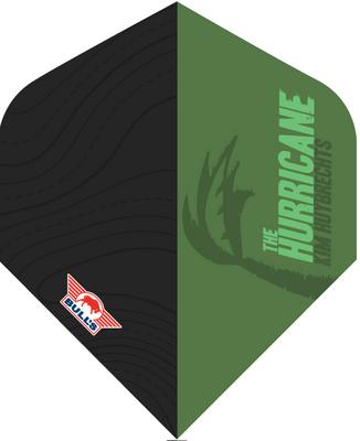 Bull's Powerflite P Std. Kim Huybrechts The Hurricane Green flights