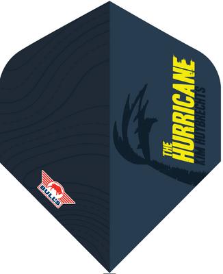 Bull's Powerflite P Std. Kim Huybrechts The Hurricane Blue flights
