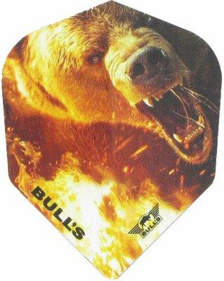 Bull's Powerflite D Std.6 Bear flights
