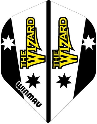 Winmau Rhino Std. Simon Whitlock The Wizard flights