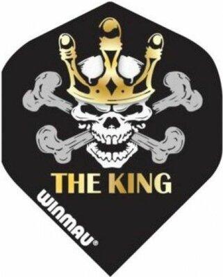 Winmau Player Std. Mervyn King The King flights