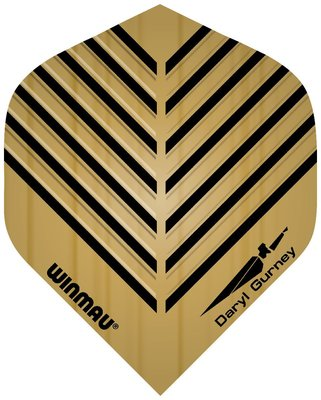 Winmau Player Std. Daryl Gurney Gold flights