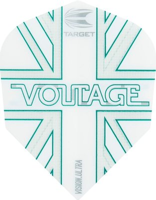 Target Vision Ultra Player Rob Cross Voltage Std.6 flights