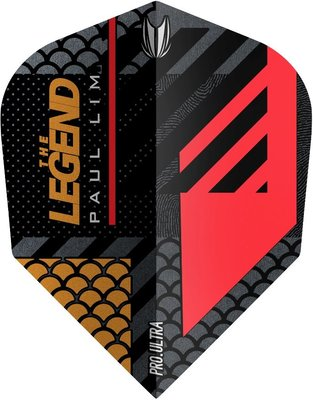Target Vision Ultra Player Paul Lim G3 Std.6 flights