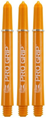 Target Pro Grip Medium Nylon Ring shafts oranje