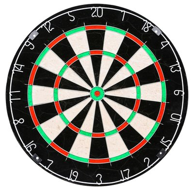 XQ-Max Classic sisal dartbord