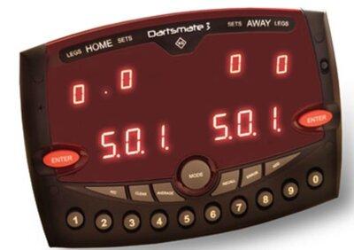 Dartsmate III elektronisch scorebord
