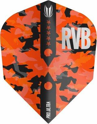 Target Vision Ultra Player RVB Barney Army Camo Std.6 flights