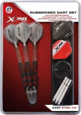 XQ-Max Mega Darts giftset steeltip dartpijlen