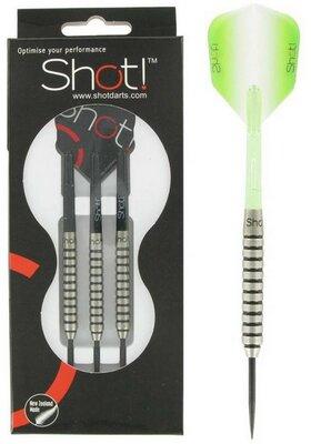 Shot! 803-7 steeltip dartpijlen