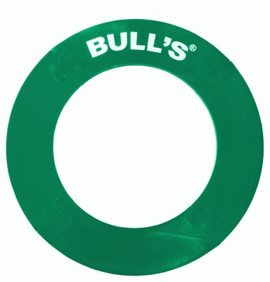 Bull's puzzle surround groen