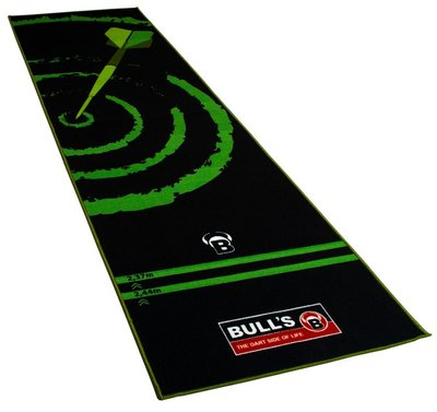 Bull's Carpet 140 dartmat groen