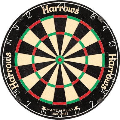 Harrows Pro Matchplay Bristle dartbord