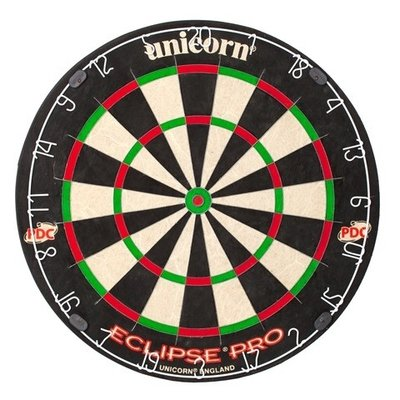 Unicorn Eclipse Pro sisal dartbord