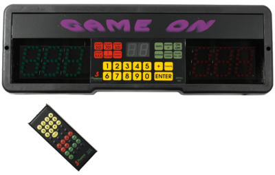 Favero Game On Plus elektronisch scorebord
