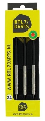 RTL7 Advanced 80% tungsten steeltip dartpijlen