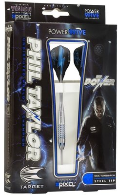 Target Phil Taylor Power 9Five Generation 1 steeltip dartpijlen