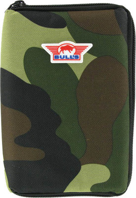 Bull's The Pak - Nylon Camouflage wallet
