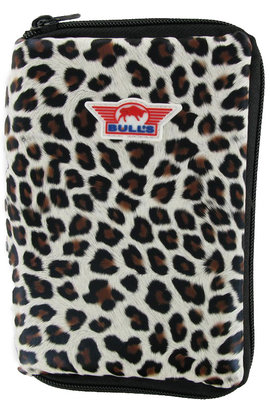 Bull's The Pak - Leopard Fabric wallet