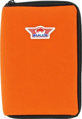 Bull's The Pak - Nylon Fabric Orange wallet