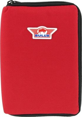 Bull's The Pak - Nylon Fabric Red wallet