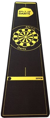 RTL7 Carpet dartmat M